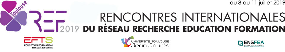 30e rencontres internationales du REF 2019